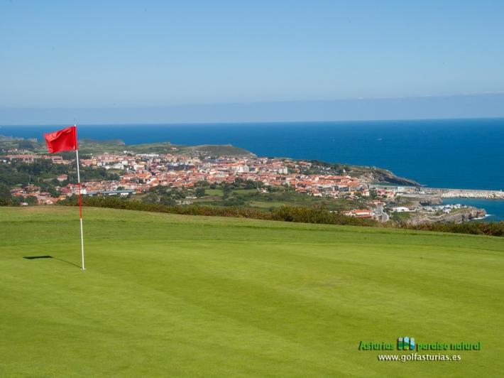 Golf Course at Llanes, Asturias