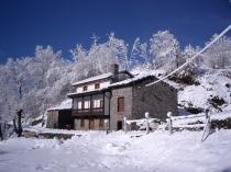 "Stone Cottage at ""Castilla León""."