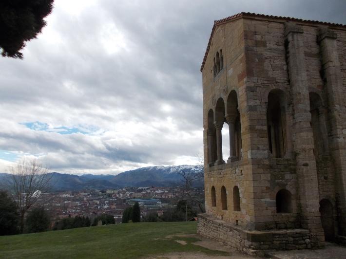 Located in Oviedo, Asturias.
